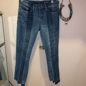 Blank NYC multi toned jeans